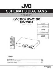 Buy JVC KV-C1001 Service Manual. On by download Mauritron #271730