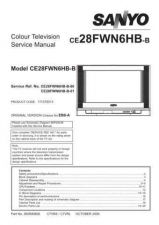 Buy Fisher CE28FWN6HB-B-00-01 SM Service Manual by download Mauritron #214623