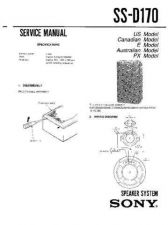 Buy Sony SS-CT60AVCT70AVRC60AVRC70AVRS60RS60AVRS70AV Service Manual. by download Ma