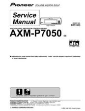 Buy Pioneer C3103 Manual by download Mauritron #227517