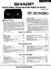 Buy Sharp RT307H -DE-FR(1) Service Manual by download Mauritron #209507