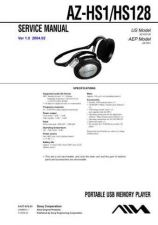 Buy Sony AZG-E Service Manual by download Mauritron #231637