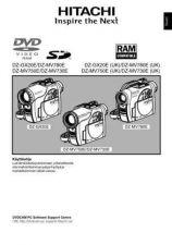 Buy Hitachi DZ-MV780E(UK) FI Manual by download Mauritron #225066