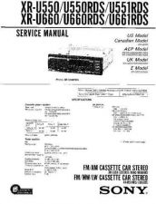 Buy Sony xrf5100 Service Manual by download Mauritron #246251