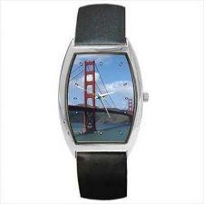 Buy Golden Gate Bridge San Francisco Barrel Wrist Watch