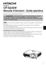 Buy Hitachi CP2122R ES Manual by download Mauritron #224581