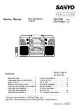 Buy Fisher DC-F180U Service Manual by download Mauritron #215343