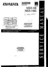 Buy AIWA NSXV800K Service I by download #105408