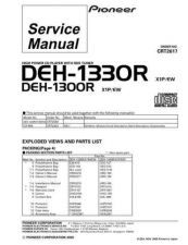 Buy Pioneer C2617 Manual by download Mauritron #227374