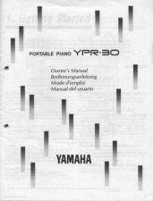 Buy Yamaha Yamaha YPR50E Service Manual by download Mauritron #260004
