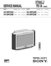 Buy SONY G200-CND Technical by download #104941