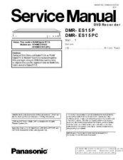Buy Panasonic dsc0509714pe Service Manual by download Mauritron #267073