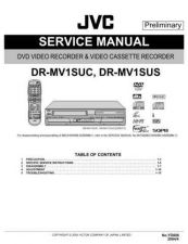 Buy JVC DR-MV1 Service Manual Schematic Circuit. by download Mauritron #270279