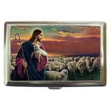 Buy The Lord is my Shepherd Jesus Cigarette Money Card Case