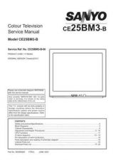 Buy Fisher CE25BM3-B-00 SM Service Manual by download Mauritron #214477