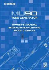 Buy Yamaha MU90E1 Operating Guide by download Mauritron #248873
