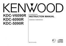 Buy Kenwood KDC-V7022 Operating Guide by download Mauritron #219074