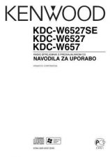 Buy Kenwood KDC-W6527 by download Mauritron #222259