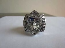 Buy REPLICA 2004 Super bowl XXXIX CHAMPIONSHIP RING New England Patriots MVP Branch
