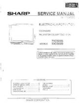 Buy Sharp 63-70CS03S Service Manual by download Mauritron #207872