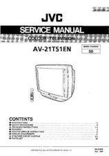 Buy JVC jvc-av-21ts1en- Service Manual by download Mauritron #273442