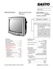 Buy Fisher DS13330(SM)780078 Service Manual by download Mauritron #215444