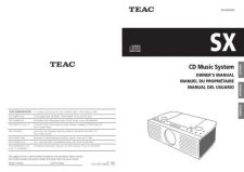 Buy Teac SX(EFS)TC-C Service Manual by download Mauritron #223946