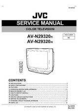 Buy JVC AV-36D202 -AY AV-36D302 -AY AV-36D502 -AY Service Manual Schematic Circuit. by do