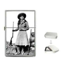 Buy Annie Oakley Wild West Cigarette Flip Top Lighter