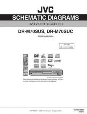 Buy JVC DR-M70SUC Service Manual. On by download Mauritron #270266