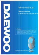 Buy Daewoo R61A50S001(r) Manual by download Mauritron #226430