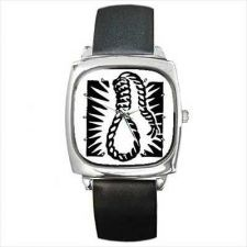 Buy Hangman's Noose Death Penalty Execution Wrist Watch