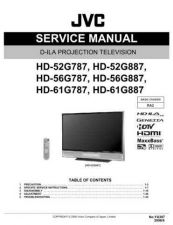 Buy JVC HD-61G787 by download Mauritron #273384