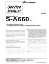 Buy Pioneer R2069 Manual by download Mauritron #227806