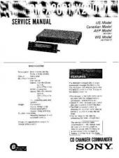 Buy Sony RM-VL1000 Technical Manual. by download Mauritron #243680
