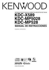 Buy Kenwood KDC-X615 Operating Guide by download Mauritron #219109