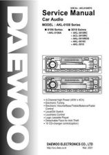 Buy Daewoo. AKL-3010. Manual by download Mauritron #212526