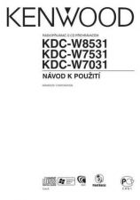 Buy Kenwood KDC-W707 Operating Guide by download Mauritron #219095