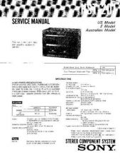Buy Sony HST-201 Service Manual by download Mauritron #232069