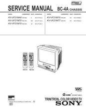 Buy SONY BC-4 Service Schematics Service Information by download #113540