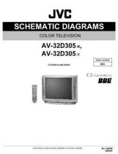 Buy JVC AV-29L31B Service Manual Schematic Circuit. by download Mauritron #269794