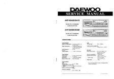 Buy DAEWOO AKF-93 by download #107950