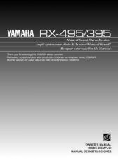 Buy Yamaha RX21E Operating Guide by download Mauritron #249675