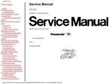 Buy Sharp NV-MD9000 Service Manual by download Mauritron #210150