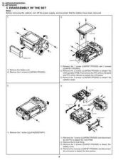 Buy Sharp VLNZ100709 Service Manual by download Mauritron #211188