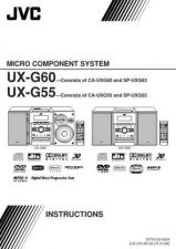 Buy JVC SP-UXG55 Service Manual. On by download Mauritron #272420