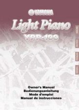 Buy Yamaha YPP100F Operating Guide by download Mauritron #250343