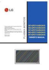 Buy GOLDSTAR AP42PZ13 093UEV Service Information by download #112116