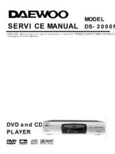 Buy Daewoo DS-2000D Manual by download Mauritron #225877