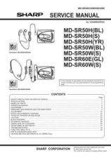 Buy Sharp MDSR50 minidisc by download Mauritron #230798